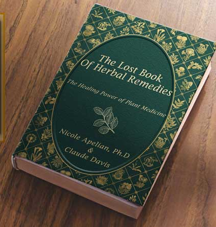 The Lost Book Of Herbal Remedies Book PDF