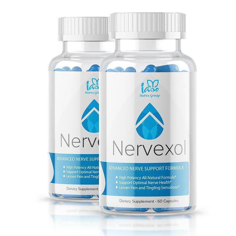 Nervexol Capsules Review - Is it Really Work?