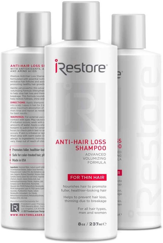 iRestore Anti-Hair Loss Shampoo Review - Worth To Buy?