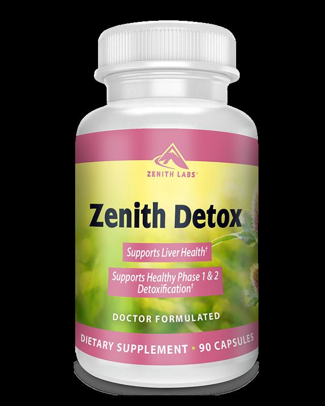 Benefits For Zenith Detox Supplement