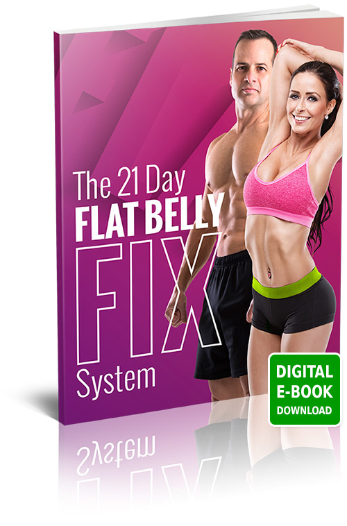 Flat Belly Fix Book