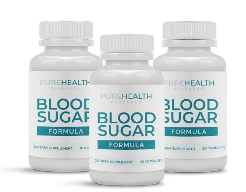 Blood Sugar Formula Pills