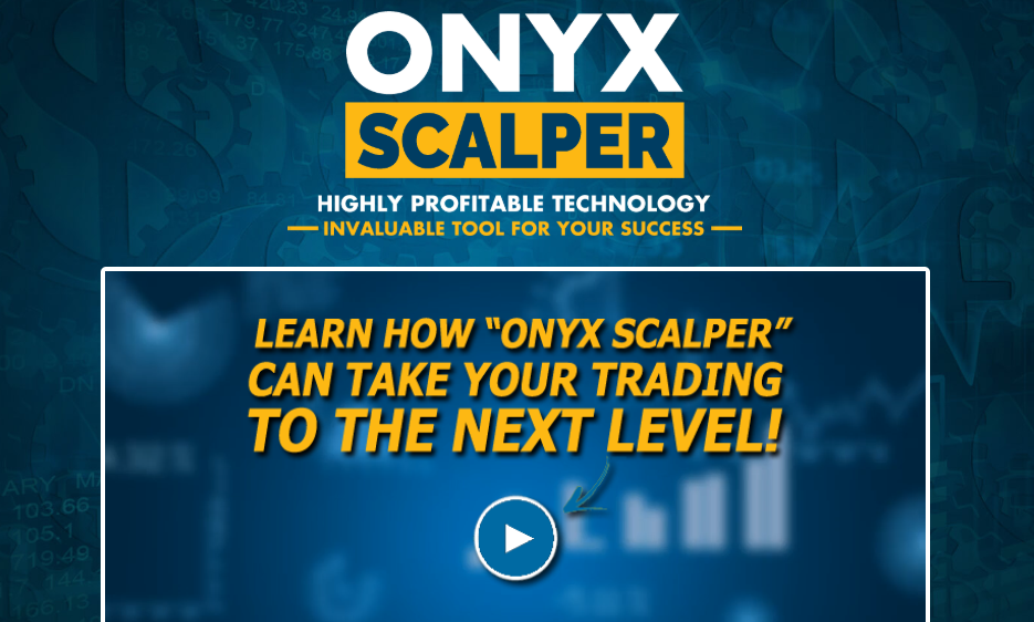 Onyx Scalper Reviews - What Does This Program Really Do?