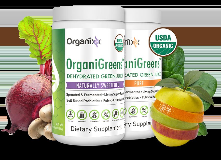 Organixx Organigreens Reviews - Is It Fully Organic & Safe to Take?