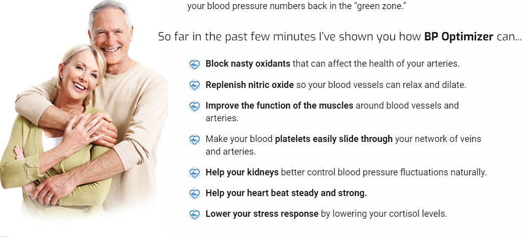 BP Optmizer Benefits