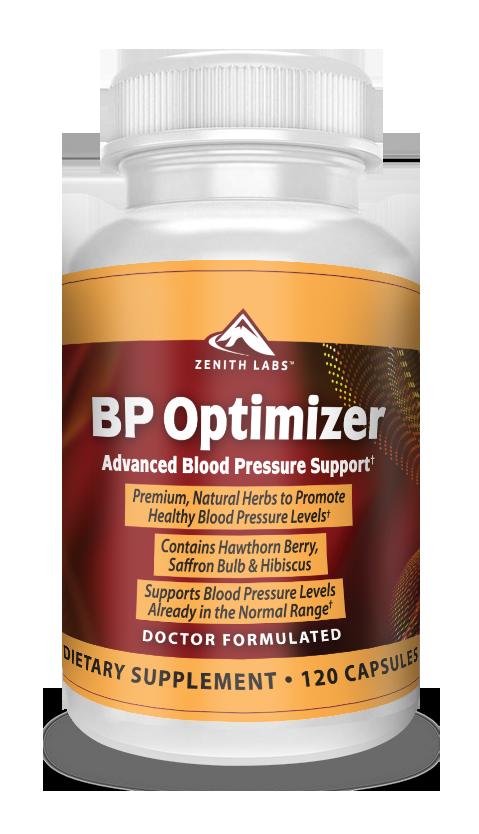 BP Optmizer Supplement