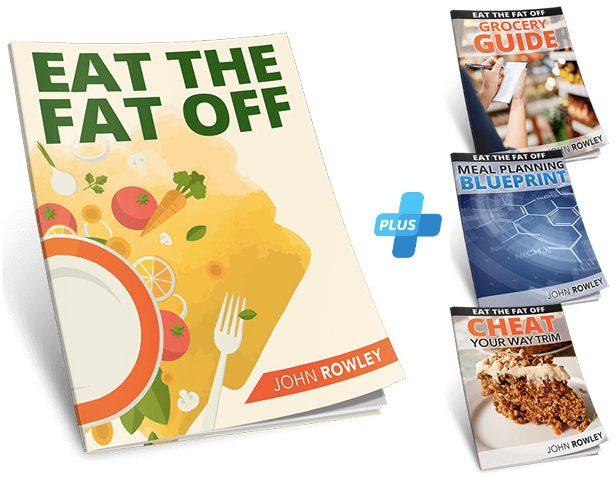 Eat The Fat Off BOOK Review