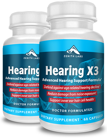 Hearing X3 Supplement