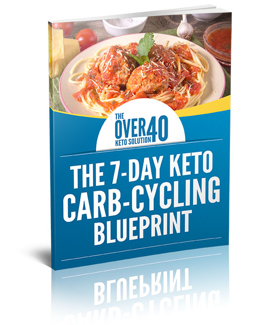 Over 40 Keto Solution System - Lose You Fat Naturally
