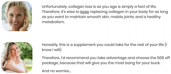 Spring of Life's Collagen Peptides Review