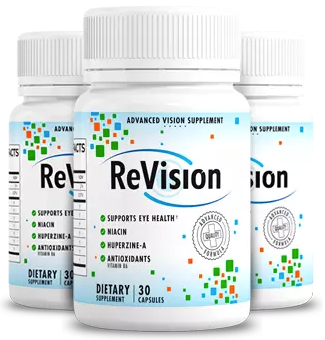 Revision Review - The Breakthrough for Healthy Vision & Brain!