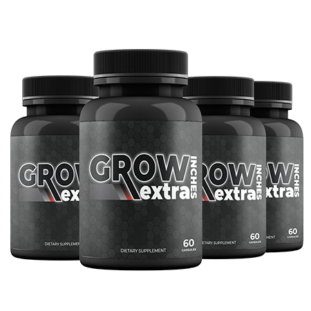 Grow Extra Inches Review: All-Natural Penis Enlarging Capsules