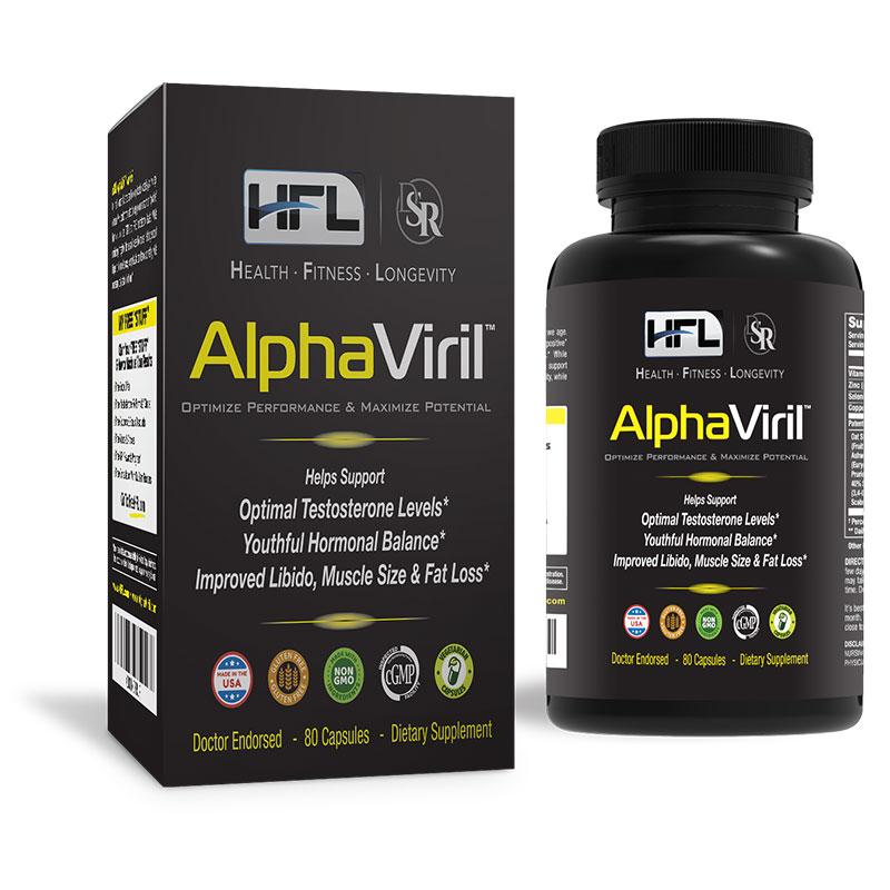 HFL AlphaViril Customer Reviews: 100% Safe to Use? Must Read