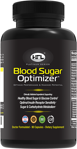HFL Blood Sugar Optimizer Review
