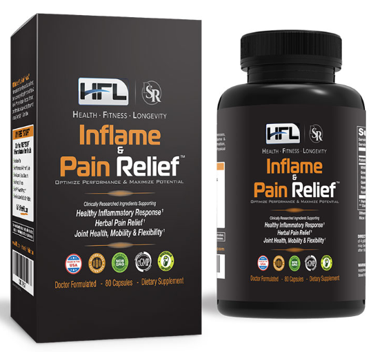 HFL Inflame & Pain Relief Review