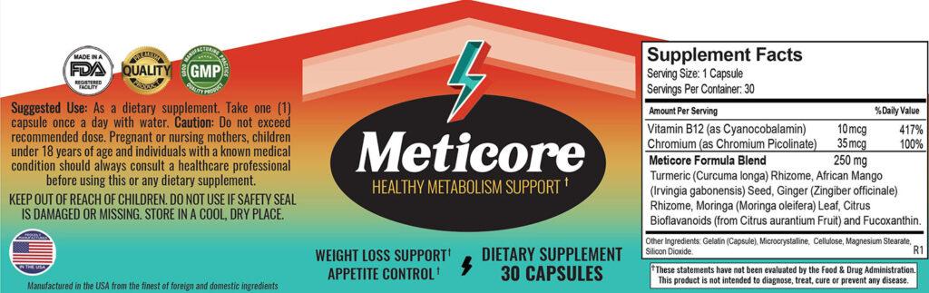 Meticore Pills