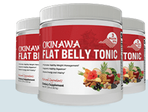 Okinawa Flat Belly Tonic Supplement Review