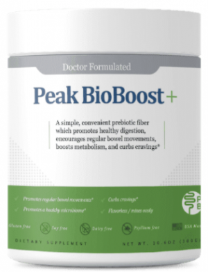 Peak BioBoost Review