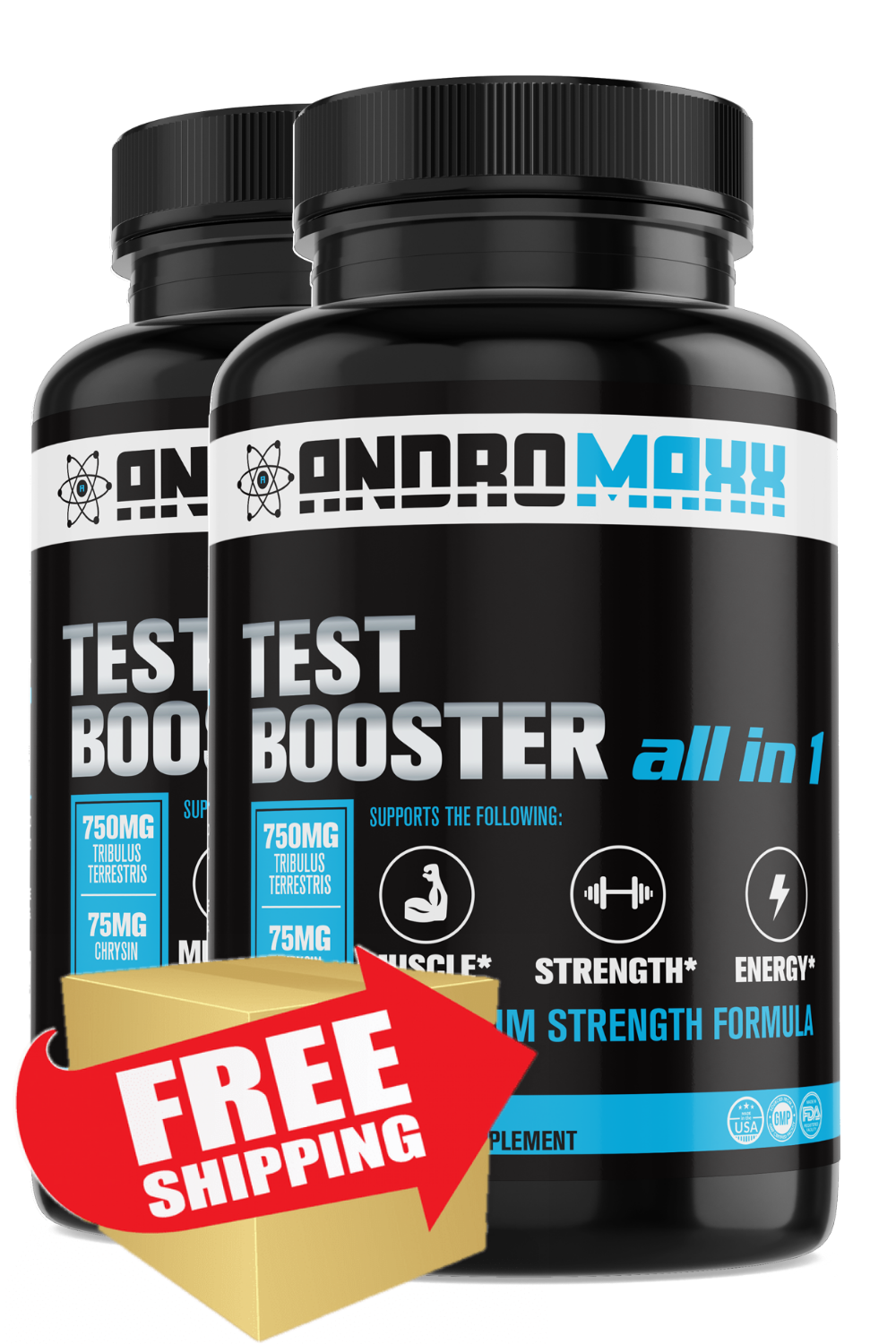 Andromaxx Supplement - Safe or Risky?