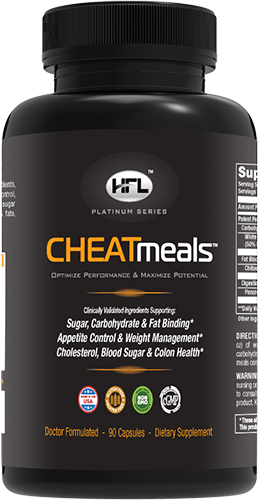 HFL CHEATmeals Supplement