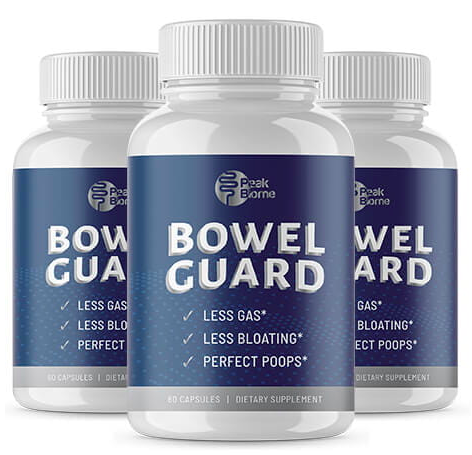 Peak Biome Bowel Guard Supplement Where to buy