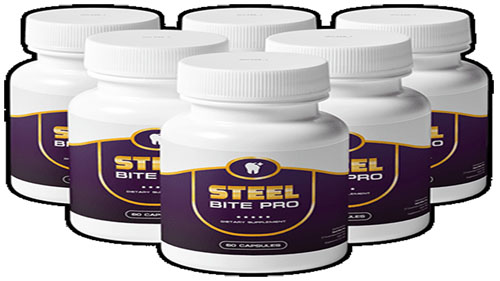 Steel Bite Pro Pills Price