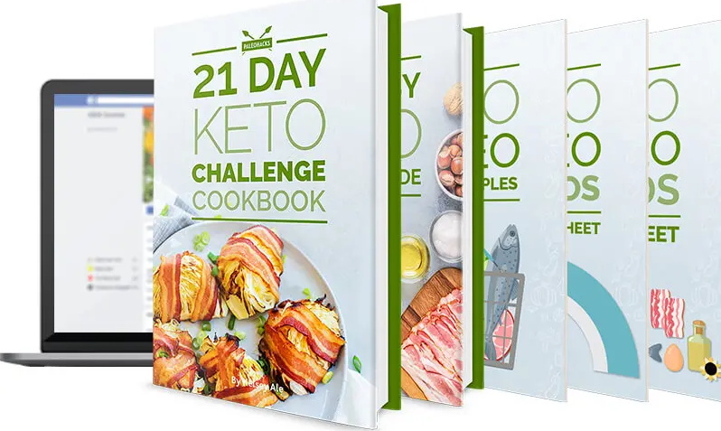 21 Day Keto Challenge Reviews - The Benefits of Kelsey Ale's Keto Recipes