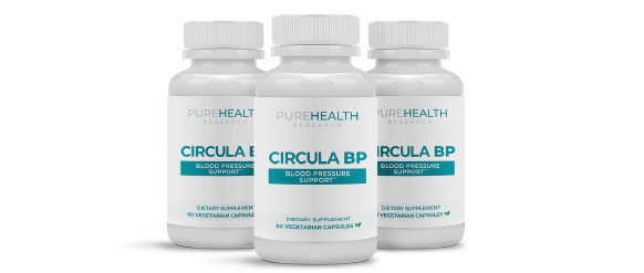 Circula BP by PureHealth Research - Effective Pills for High Blood Pressure
