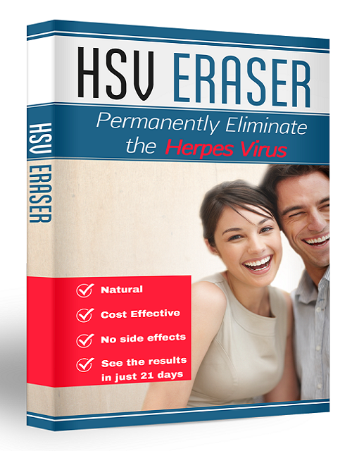 HSV Eraser Review - Ultimate Herpes Removal Guide 2020