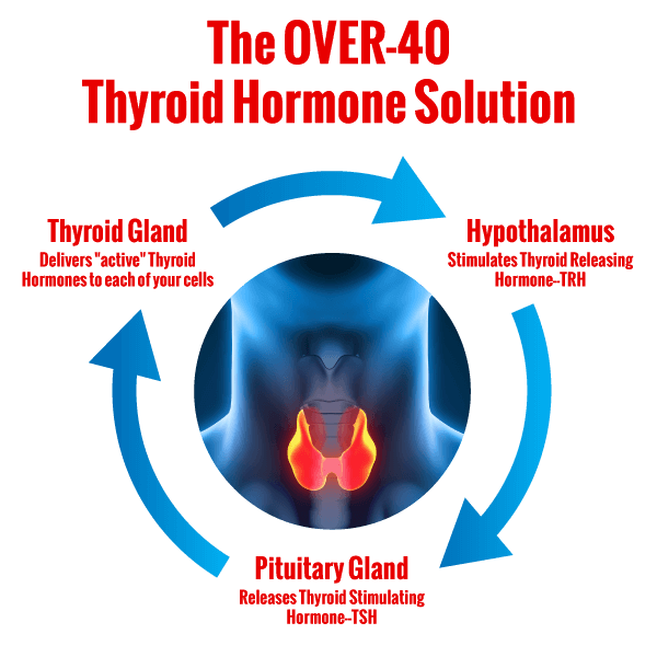 The OVER 40 Thyroid Detox Formula Supplement Review