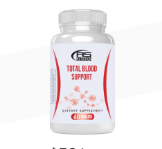 Total Blood Support Supplement Reviews - The Best Blood Pressure Support for You!