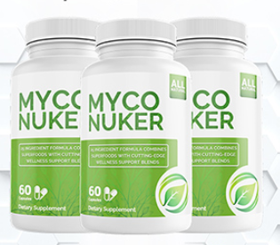 Bio Fungus Nuker Pills Review - Scientifically Proven? My Opinion