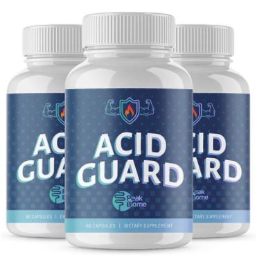 Peak BioMe Acid Guard Supplement - User Truth Exposed!