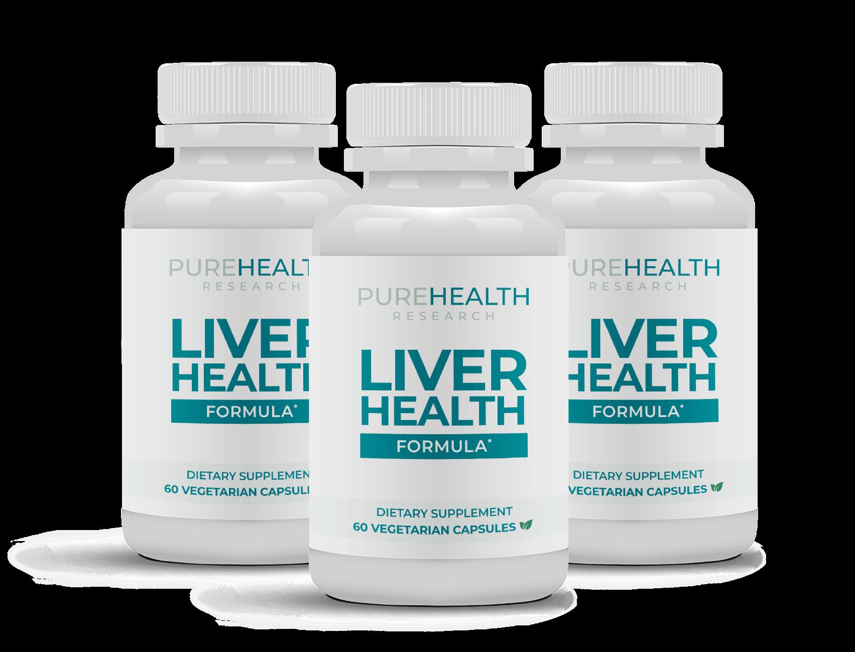 Liver Health Formula Customer Reviews - High-Quality Liver Support Formula