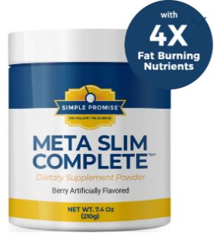 Meta Slim Complete Customer Reviews - Ultimate Weight Loss Formula