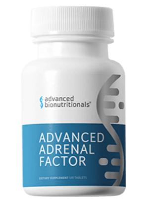 Advanced Adrenal Factor Supplement Reviews