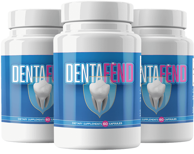 DentaFend Dietary Supplement - Advanced Tooth Health Support Formula