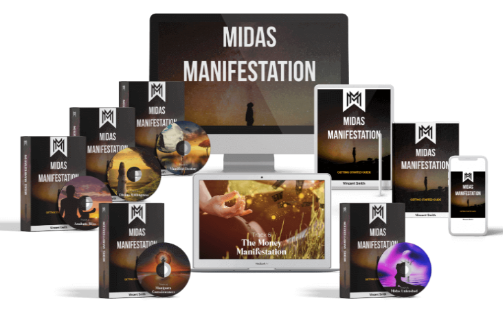 Midas Manifestation Customer Reviews