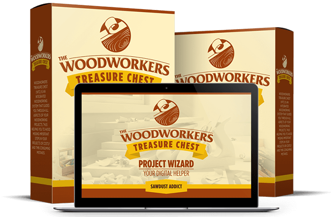 Woodworkers Treasure Chest Book PDF