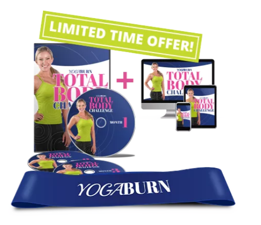 Yoga Burn Total Body Challenge Final Four