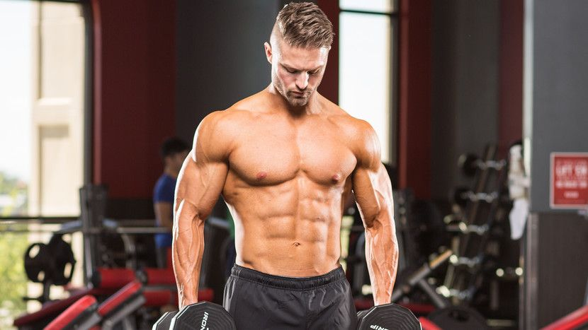 Anabolic Boost Muscle Building Support