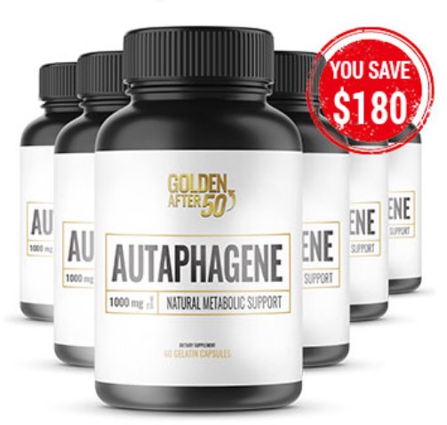 Autaphagene Natural Metabolic Support