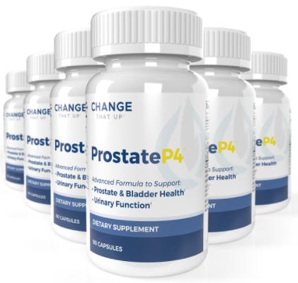ProstateP4 Ingredients List