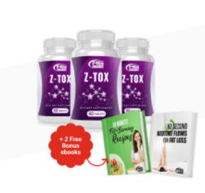 Z-Tox Ingredients List