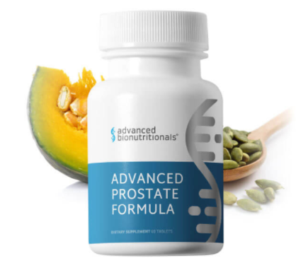 Advanced Prostate Formula Plus With Phytosterols