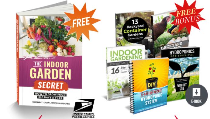 The Indoor Garden Secret Customer Reviews