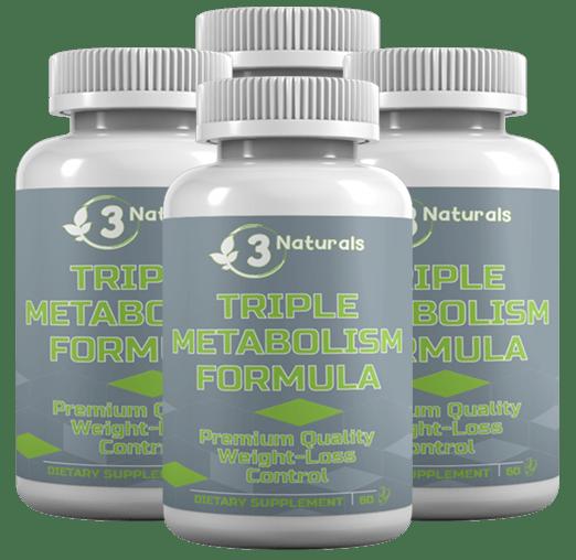 Triple Metabolism Formula Reviews
