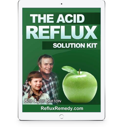 Acid Reflux Solution Kit Barton Publishing