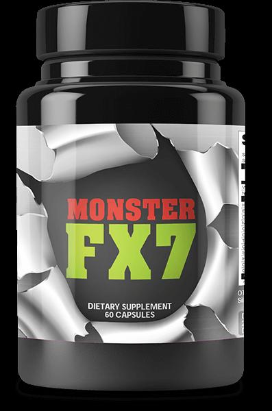 MonsterFX7 Male Enhancement Formula