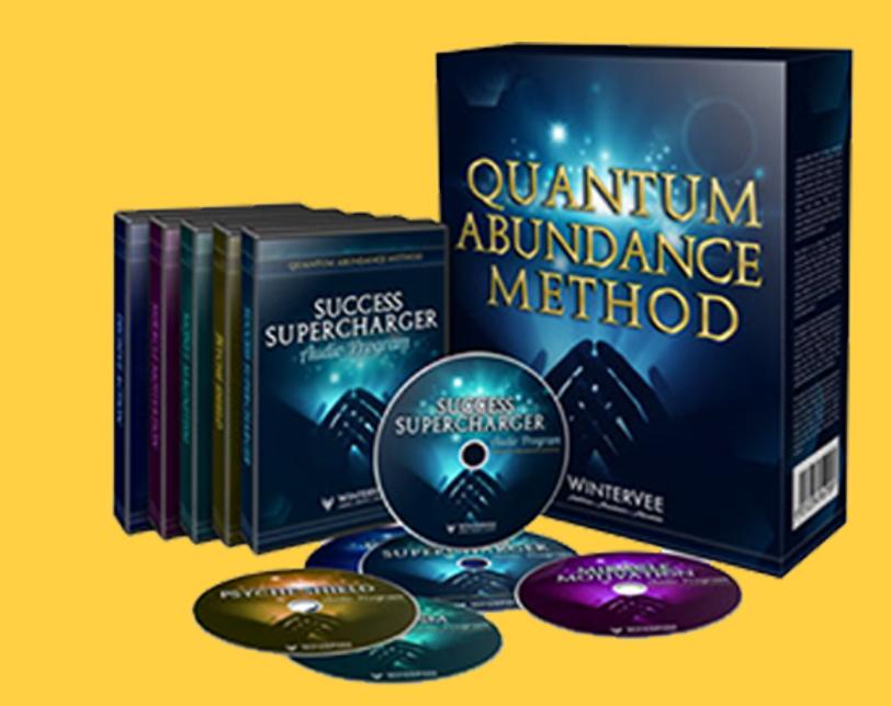 Quantum Abundance Method Meditation Program